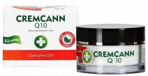 Cremcann Q10 Krem do twarzy, Annabis, 50ml