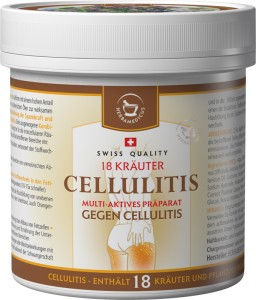 Maść na cellulit Cellulities 250 ml Herbamedicus