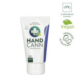 Handcann, Krem do rąk, Annabis, 75ml