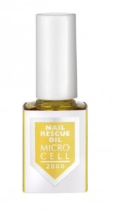 Nail Rescue Oil 2000, Micro Cell, 12ml